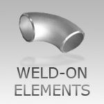 Weld-on Steel Elements